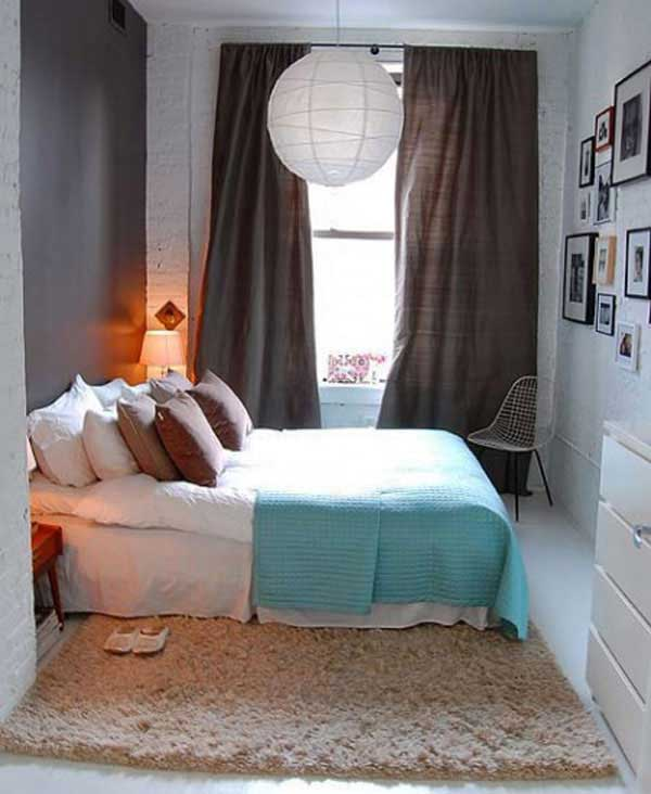 ideas of how to design bedroom 5 - Decorating Ideas For A Small Bedroom
