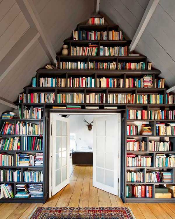 bookworms dream home 3 - Dream Home Interior Design