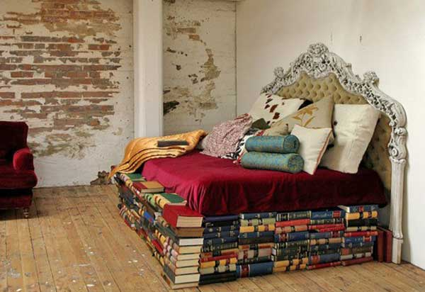 28 things every bookworm should have in their dream home How to store books in a small bedroom