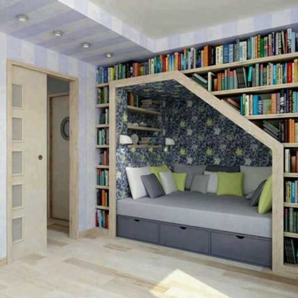 6 Things Every Perfectly Decorated Home Should Have: 28 Things Every Bookworm Should Have In Their Dream Home