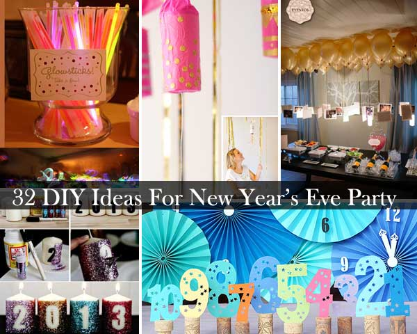 diy new year eve decorations 0