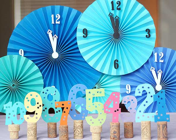 diy new year eve decorations 1