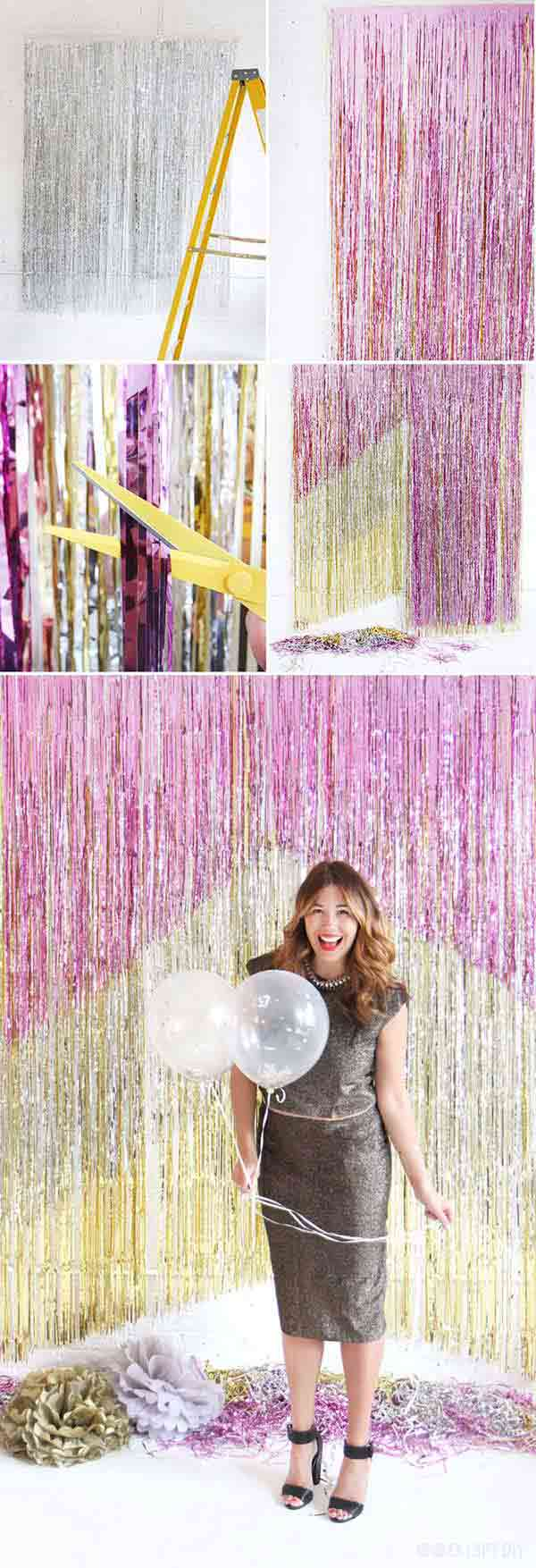 Top 32 Sparkling DIY Decoration Ideas For New Years Eve Party ...