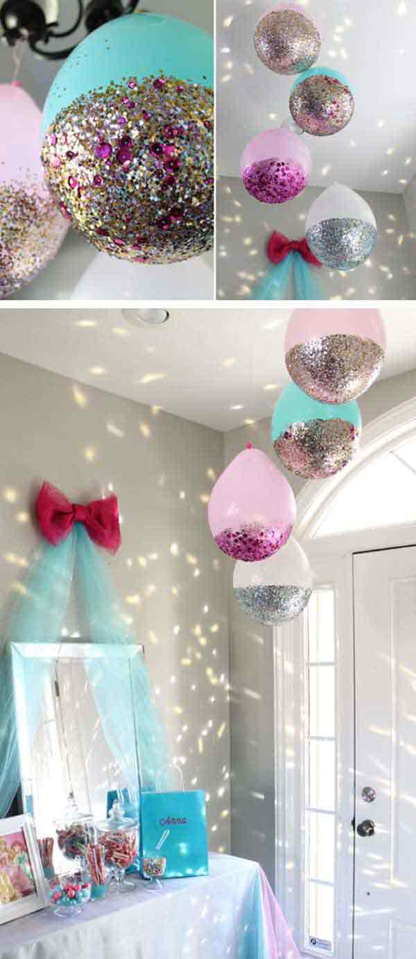 Top 32 sparkling diy decoration ideas for new years eve party diy new year eve decorations 16 2 solutioingenieria
