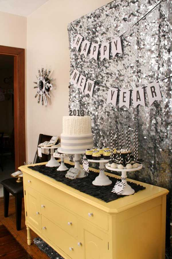New Year Home Decoration Ideas Part - 29: Diy-new-year-eve-decorations-19