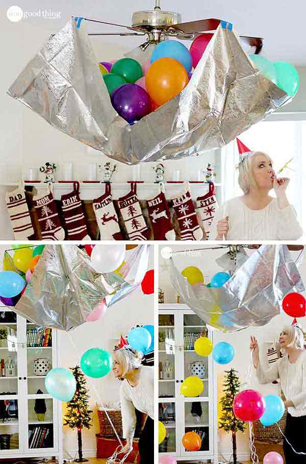 Top 32 Sparkling DIY Decoration Ideas For New Years Eve ...