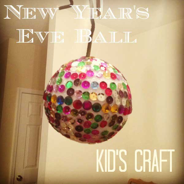 New Year Party Decoration Ideas At Home Part - 26: Diy-new-year-eve-decorations-8