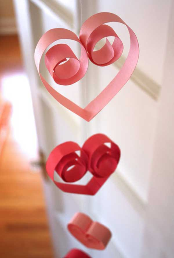 30 fun and easy diy valentines day crafts kids can make - amazing, Ideas