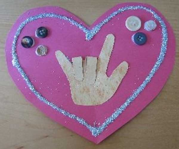 Valentineu0027s Day Crafts For Kid 34