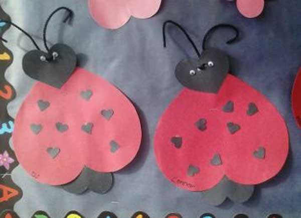 valentines day crafts for kid 35 - Valentine Day Crafts For Kids