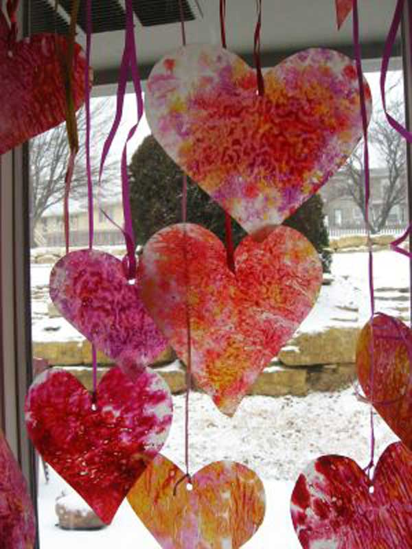 valentines day crafts for kid 8 - Valentine Day Crafts For Kids