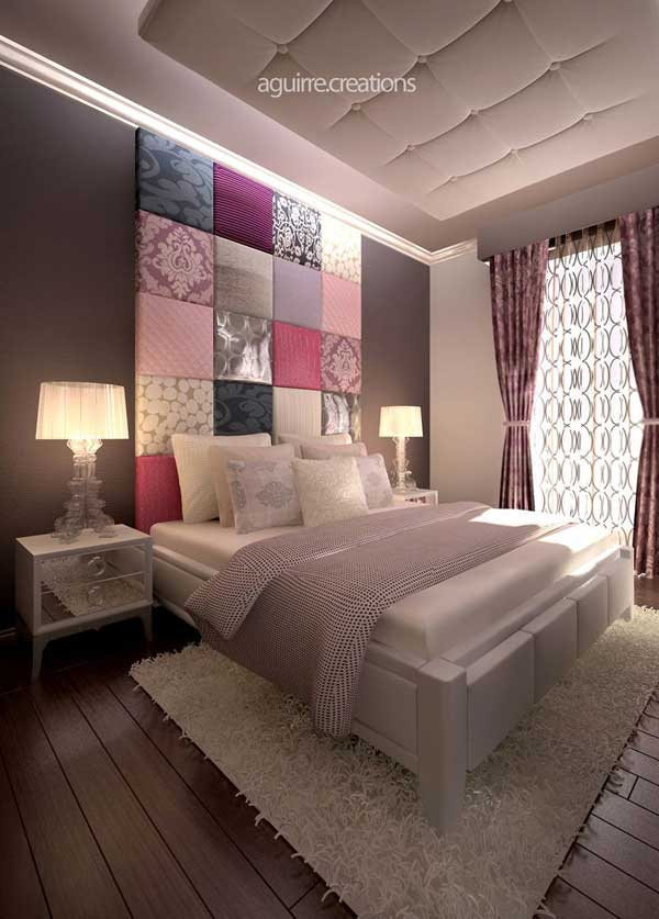 Amazing Wonderful Bedroom Design Ideas 26