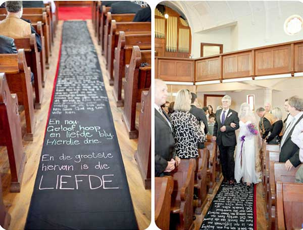 30 Budget Friendly Fun And Quirky DIY Wedding Ideas