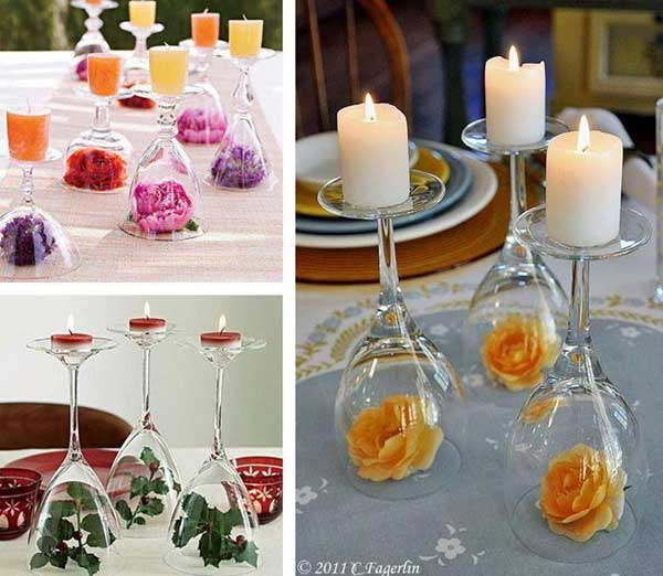 Simple Wedding Centerpieces Ideas: 30 Budget-Friendly Fun And Quirky DIY Wedding Ideas