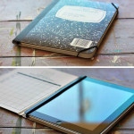 Turn a Composition Notebook Into an iPad Cover