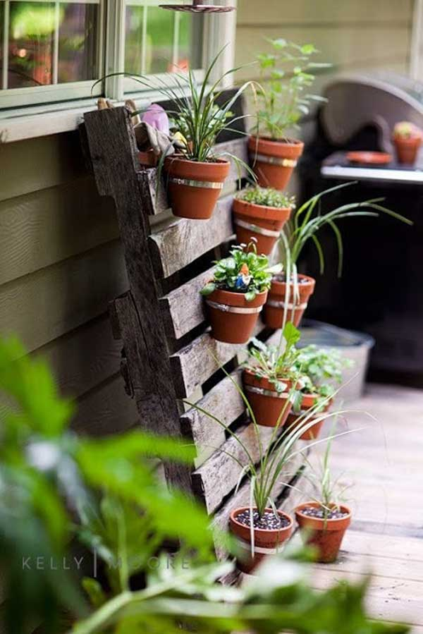 Top Stunning Low Budget Diy Garden Pots And Containers