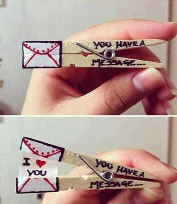 25 Easy DIY Valentines Day Gift and Card Ideas Amazing DIY – Homemade Valentine Cards Ideas