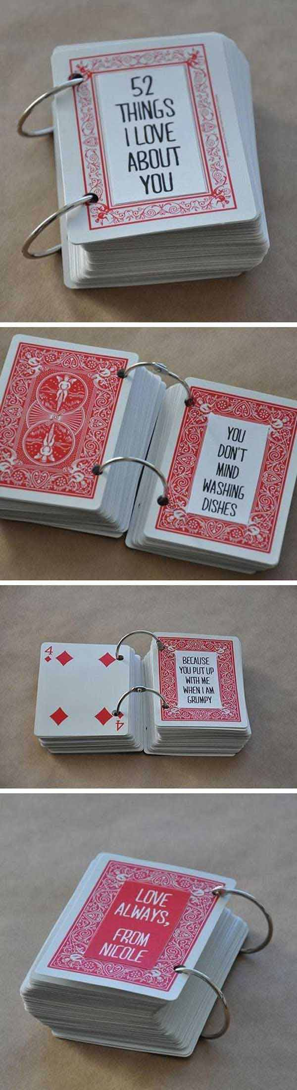 25 Easy DIY Valentines Day Gift and Card Ideas – Good Ideas for Valentines Day Cards