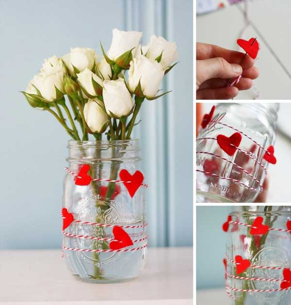 Home Design Gift Ideas: 25 Easy DIY Valentines Day Gift And Card Ideas