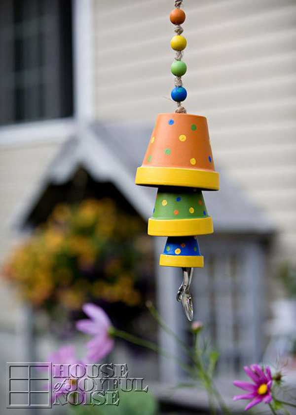30 brilliant marvelous diy wind chimes ideas amazing diy for Easy to make wind chimes