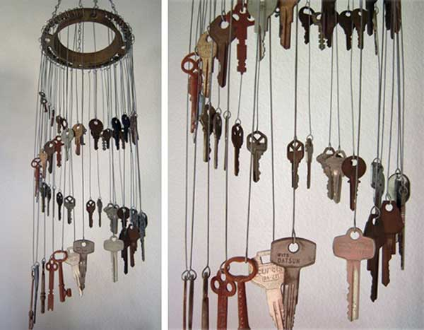 30 Brilliant Marvelous DIY Wind Chimes Ideas - Amazing DIY ...