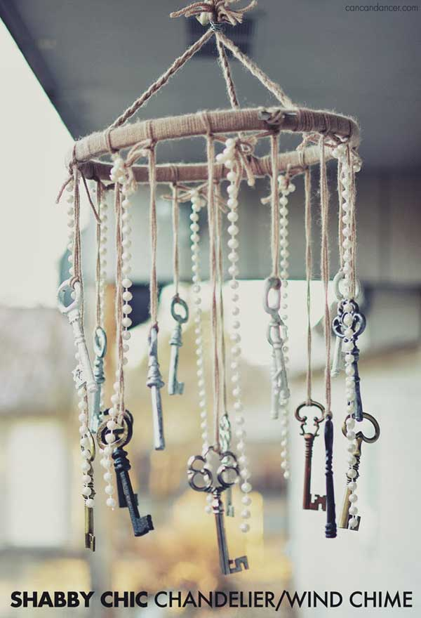 30 Brilliant Marvelous Diy Wind Chimes Ideas Amazing Diy