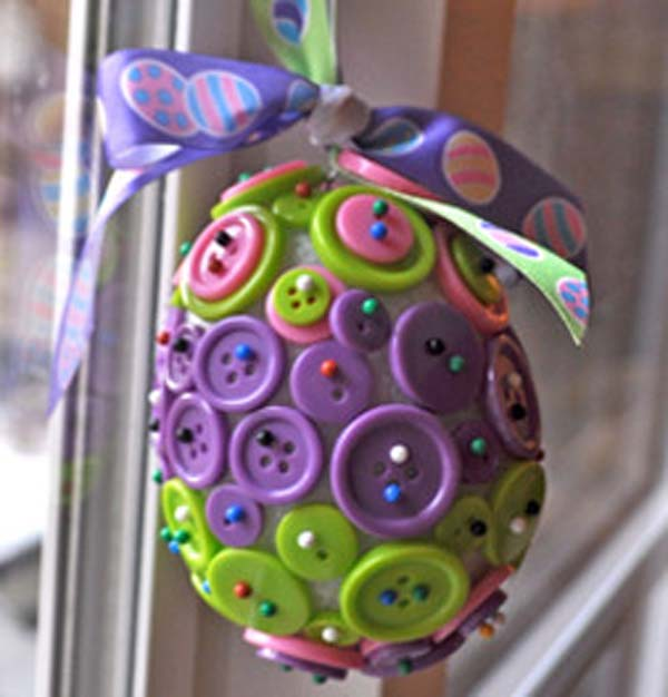 Top 38 easy diy easter crafts to inspire you amazing diy for Spring craft ideas for adults