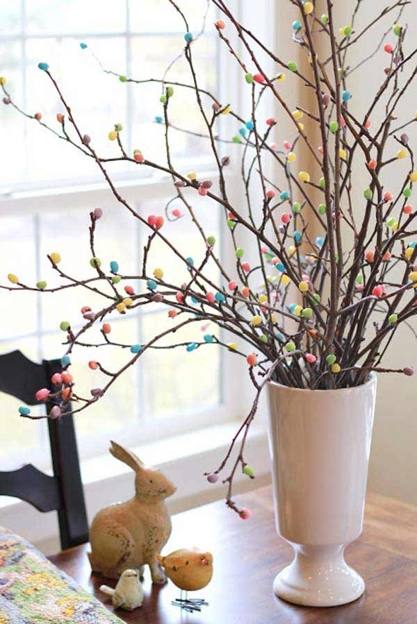 Decorate Christmas Tree For Easter : Top easy diy easter crafts to inspire you amazing