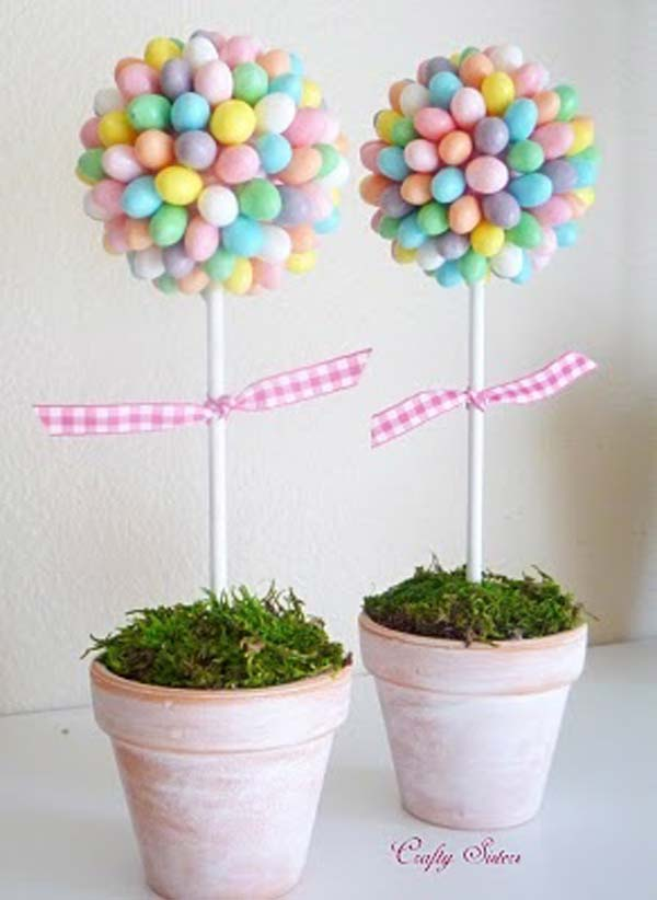 Homemade Easter Decorations Ideas