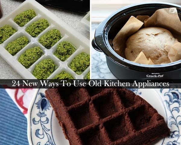 new clever uses for your old kitchen appliances continue for more