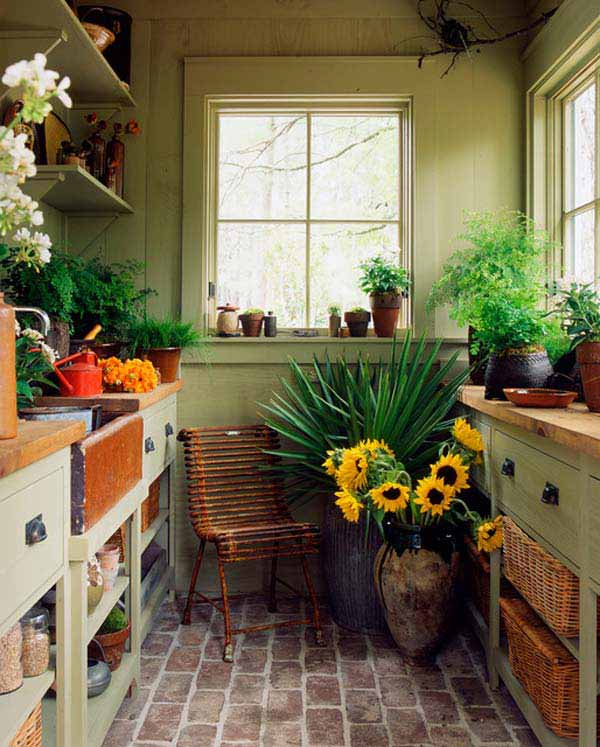 26 mini indoor garden ideas to green your home amazing for Home interior garden