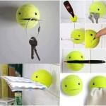 Tennis Balls Holder