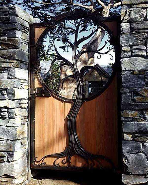 Marvelous ... Garden Gate 7