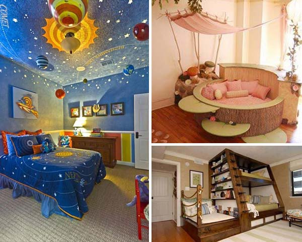 27 kids rooms are so amazing that are probably better than yours amazing diy interior home - Children bedrooms ...