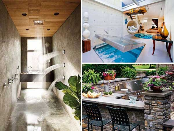 32 crazy things you will need in your dream house for Cool rooms to have in your house