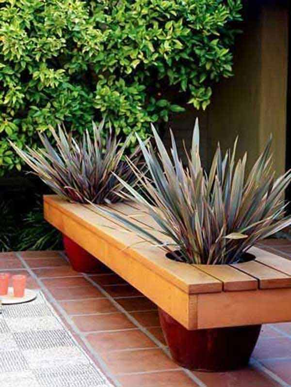 35 popular diy garden benches you can build it yourself amazing diy benches for garden 23 solutioingenieria Image collections