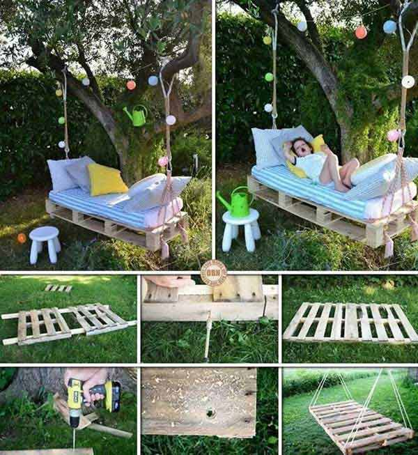 35 popular diy garden benches you can build it yourself for Banco para jardin