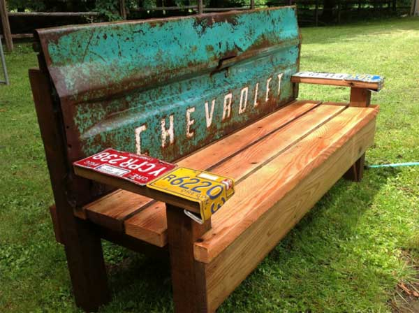 Diy Benches For Garden 6