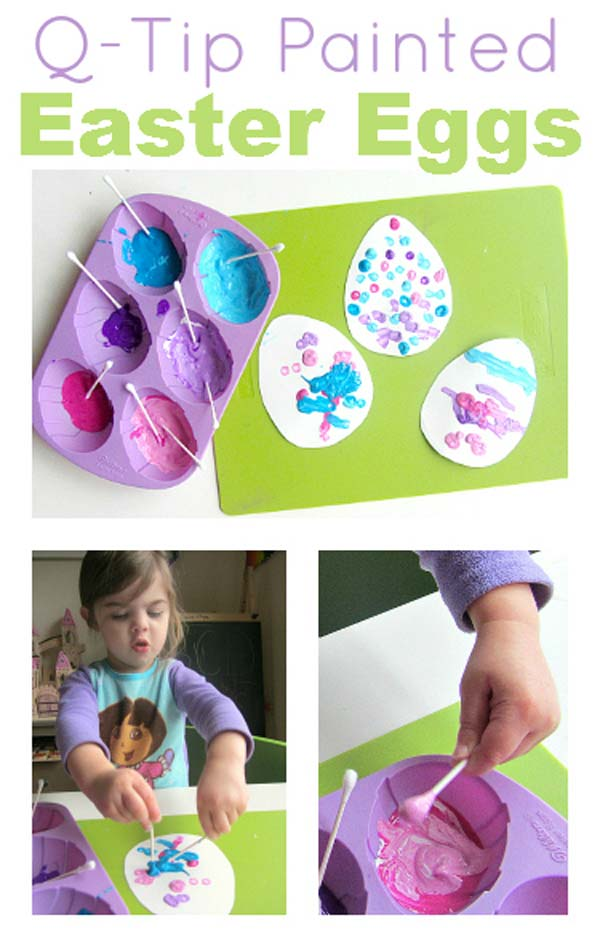 24 cute and easy easter crafts kids can make amazing diy easter crafts for kids 1 negle
