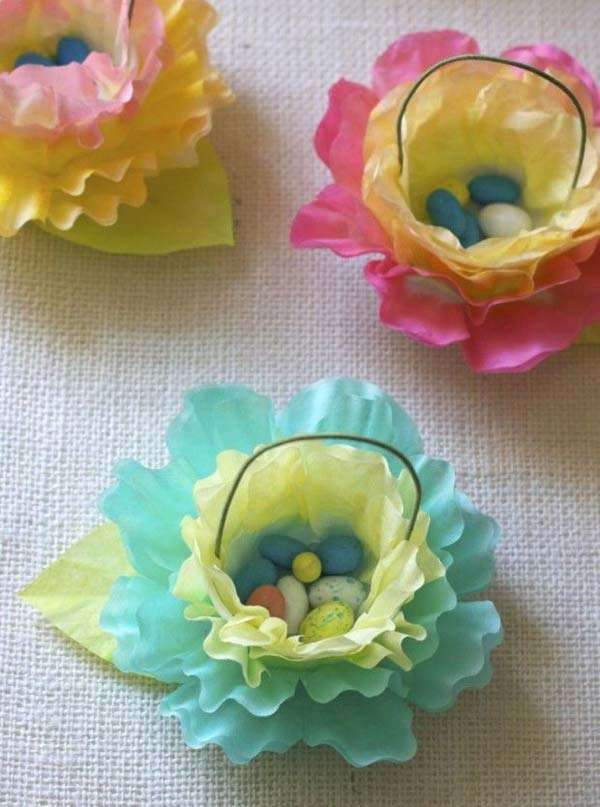 Beautiful Kids Easter Craft Ideas Part - 11: Easter-Crafts-for-Kids-2