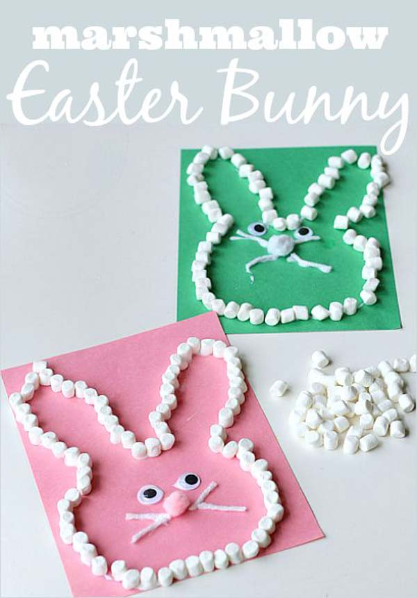 24 cute and easy easter crafts kids can make amazing diy On crafts for easter easy