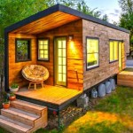 A Woman Bypasses Mortgage Payments Builds a Tiny House