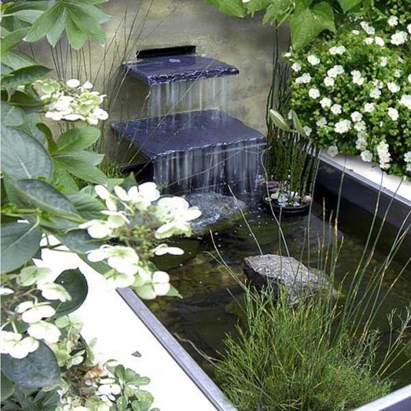 Water Garden Design 35 impressive backyard ponds and water gardens