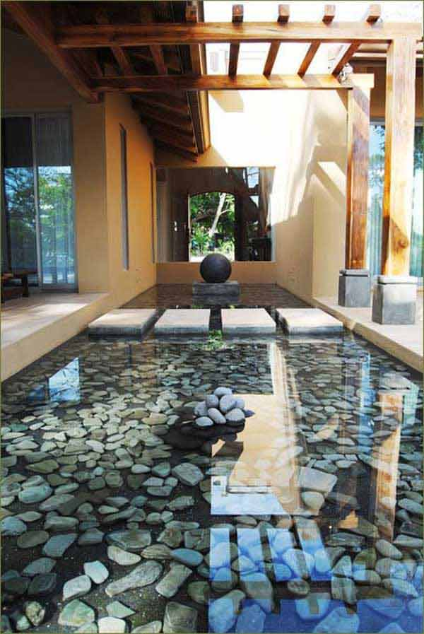 35 Impressive Backyard Ponds and