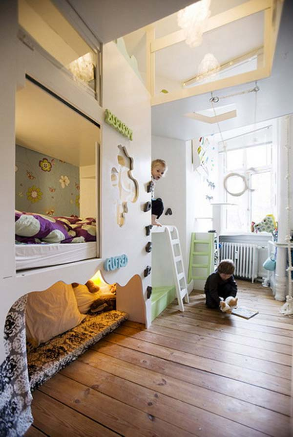 25 Amazing Kids Rooms To Get You Inspired