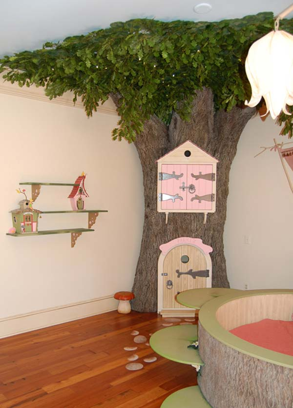 35 amazing kids room design ideas to get you inspired for Fairy princess bedroom ideas