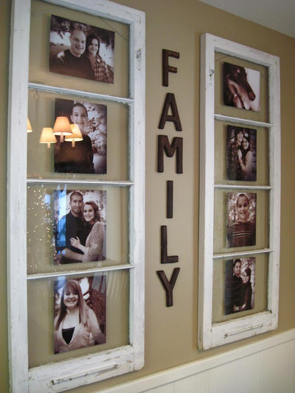 old-window-picture-frame