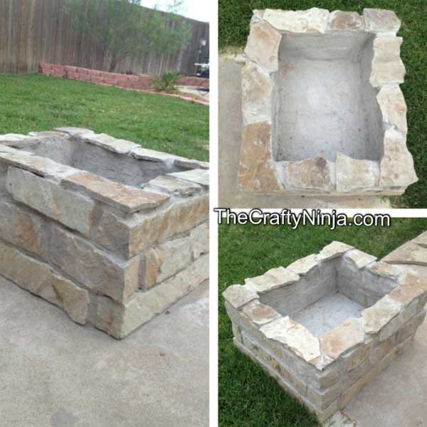38 easy and fun diy fire pit ideas amazing diy interior home design diy fire pits 22 solutioingenieria Gallery