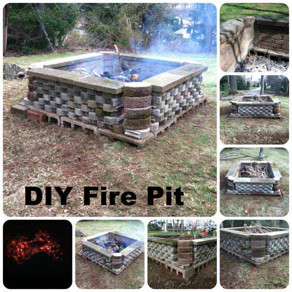 Fire Pit Designs 38 easy and fun diy fire pit ideas - amazing diy, interior & home