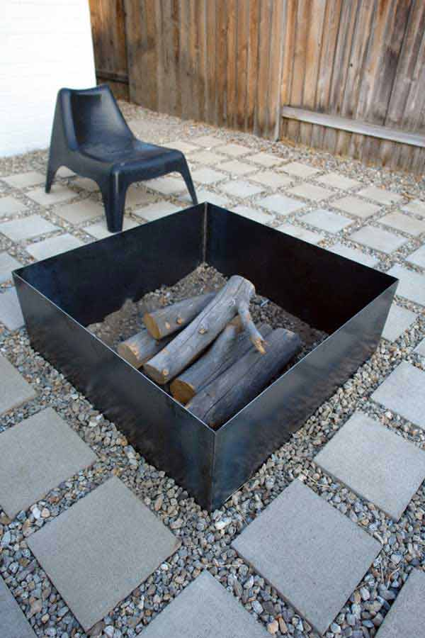 38 Easy and Fun DIY Fire Pit Ideas - Amazing DIY, Interior ...